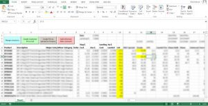 Excel Pricing Solution